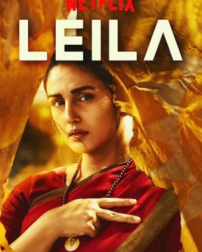 Huma in Leila