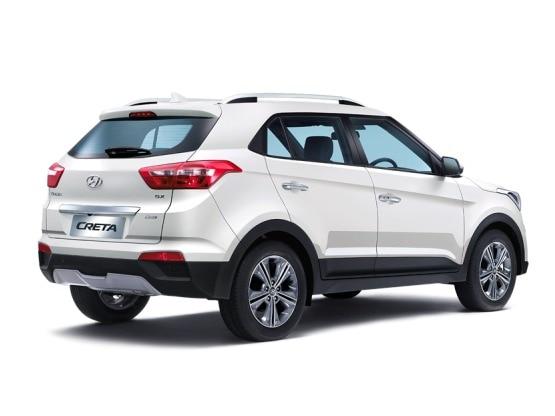 Hyundai Creta Exterior img3