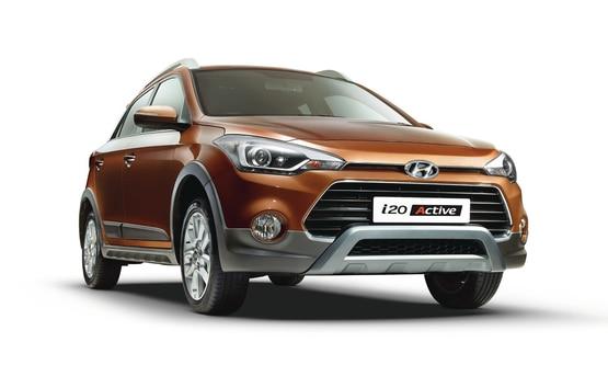 Hyundai i20 Active Exterior img1