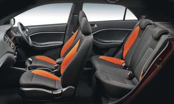 Hyundai i20 Active Interior img2