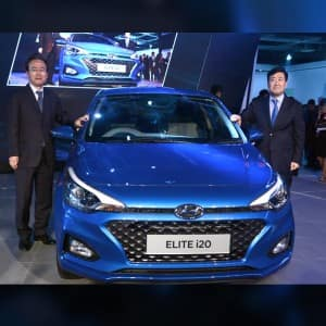 Auto Expo 2018: Hyundai unveils i20 Elite, Ioniq Electric and Kona