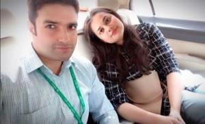 In Pics: IAS Couple Tina Dabi And Aamir-ul-Shafi 's Trip to Agra