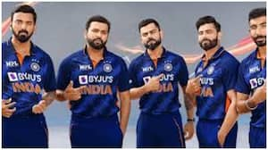 T20 World Cup 2021: A Look at Evolution of Team India's World Cup Jersey | See Pics