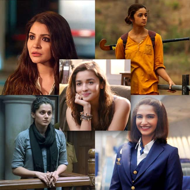 IIFA 2017 Nominations in best actress category