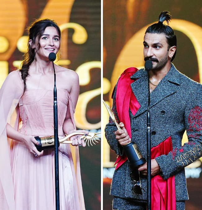 IIFA Awards 2019 Winners List