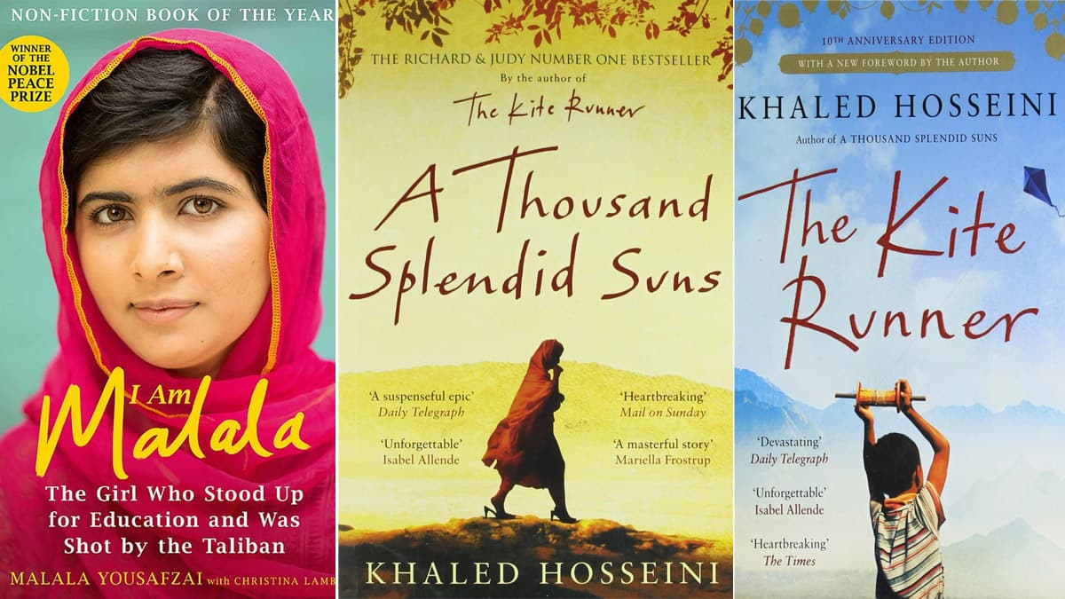 I m Malala  The Swallows of Kabul And Other Top Books to Read For Better Understanding of Taliban Afghanistan Conflict