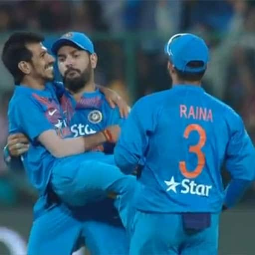 India beat England by 75 runs during India vs England 3rd T20I match