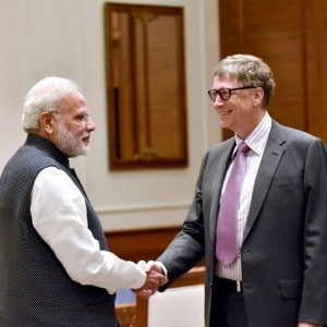 6 statements by Microsoft founder Bill Gates on currency ban by Narendra Modi, during his India visit!