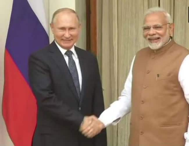 India Russia Bilateral Summit  PM Modi  Putin Sign Deals in Defence  Space Cooperation
