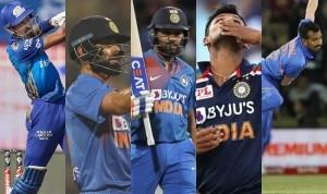 India vs England T20Is: Here's The Full List of Virat Kohli-Led 19-Man Squad
