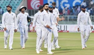 India vs South Africa 2019, 1st Test, Day 2: Agarwal, Rohit And Ashwin Put India in Control