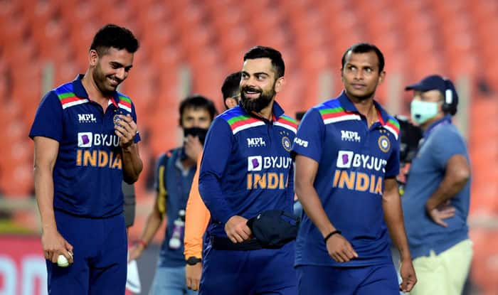 India vs England 2021 5th T20I Probable Playing 11