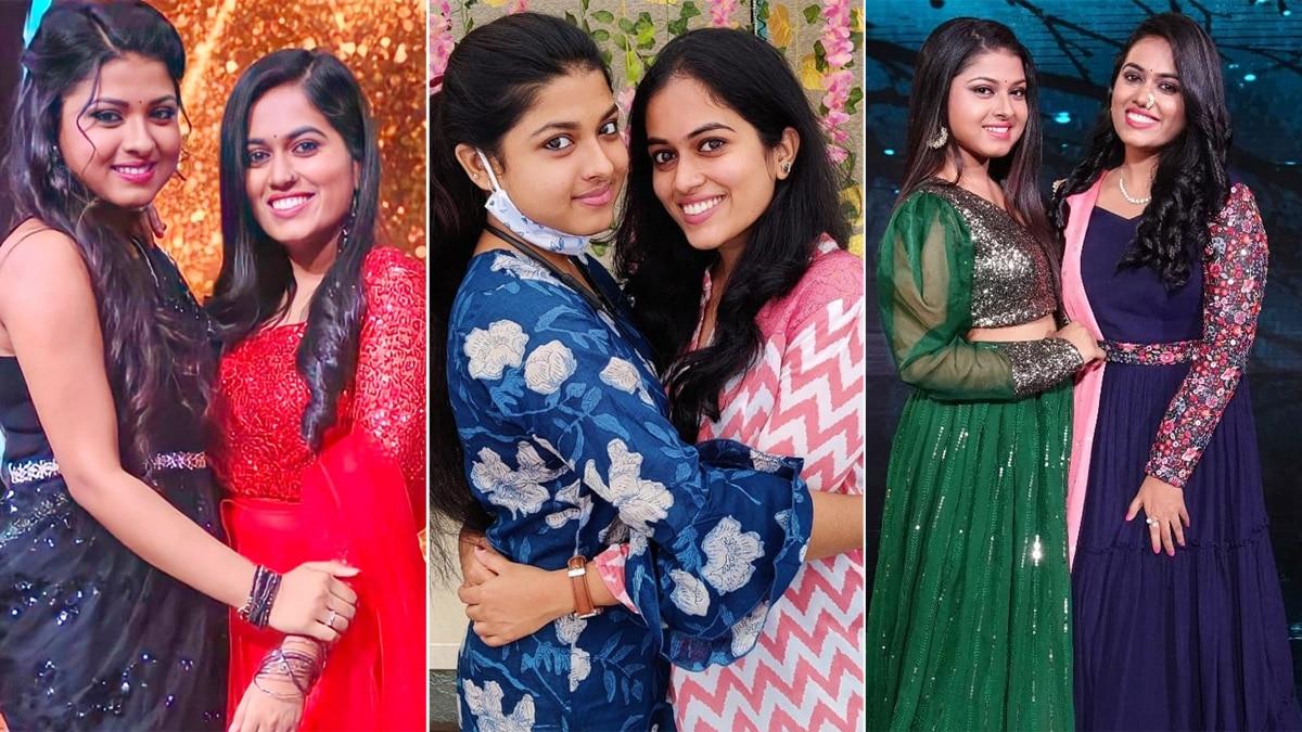 Indian Idol 12  Arunita Kanjilal  Sayli Kamble Give Friendship Goals