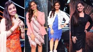 Indian Idol 12 Contestant Shanmukhapriya's Fashion Statements Are No Less Than Any Bollywood Diva   See Photos
