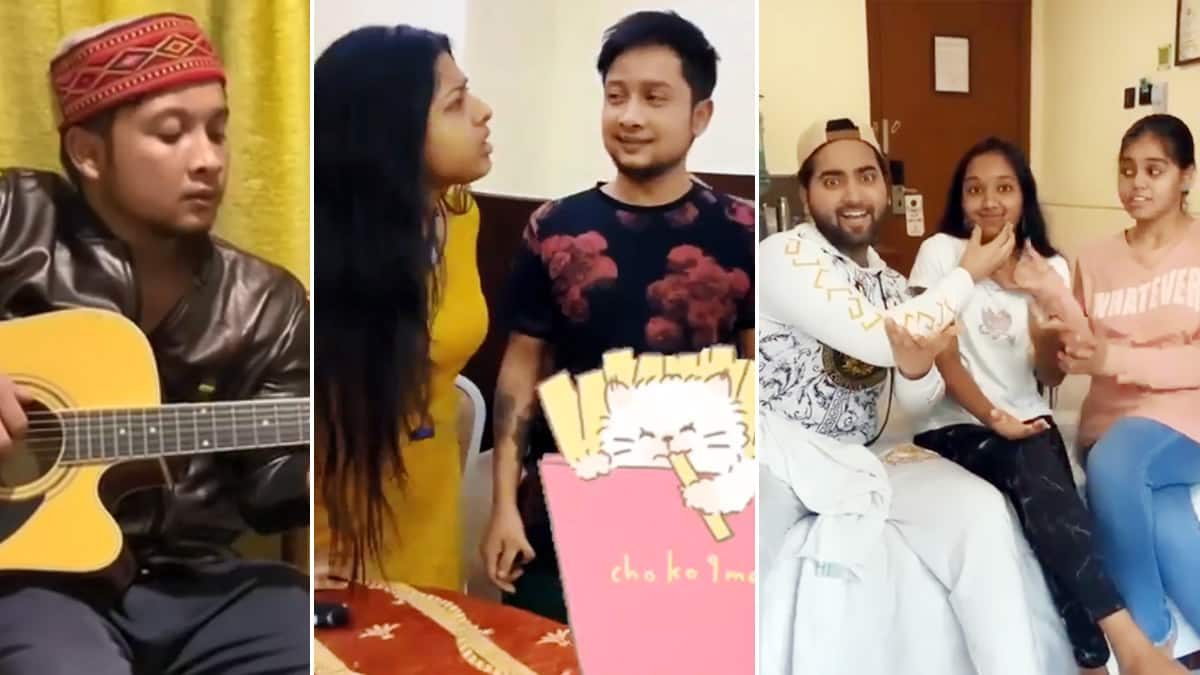 Indian Idol 12  Pawandeep Rajan Teases Arunita Kanjilal