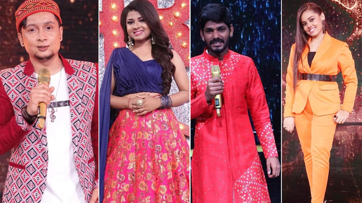 Indian Idol 12  Pawandeep Rajan To Arunita Kanjilal  Top 8 Contestants of The Show