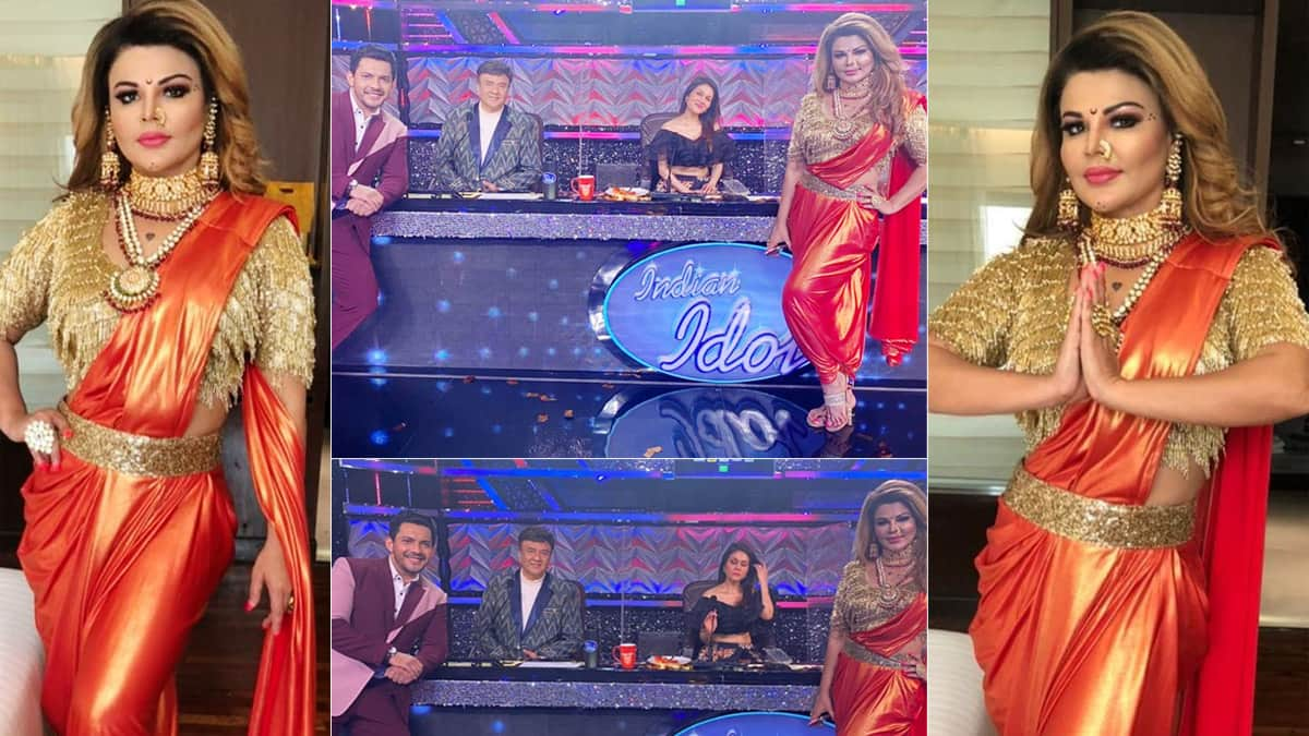 Indian Idol 12  Rakhi Sawant To Appear As Celebrity Guest
