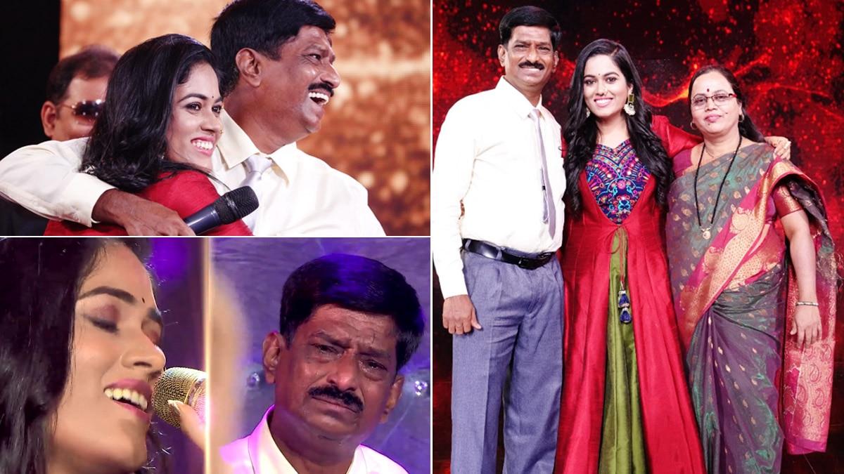 Indian Idol 12  Sayli Kambli makes everyone go emotional on Father s Day