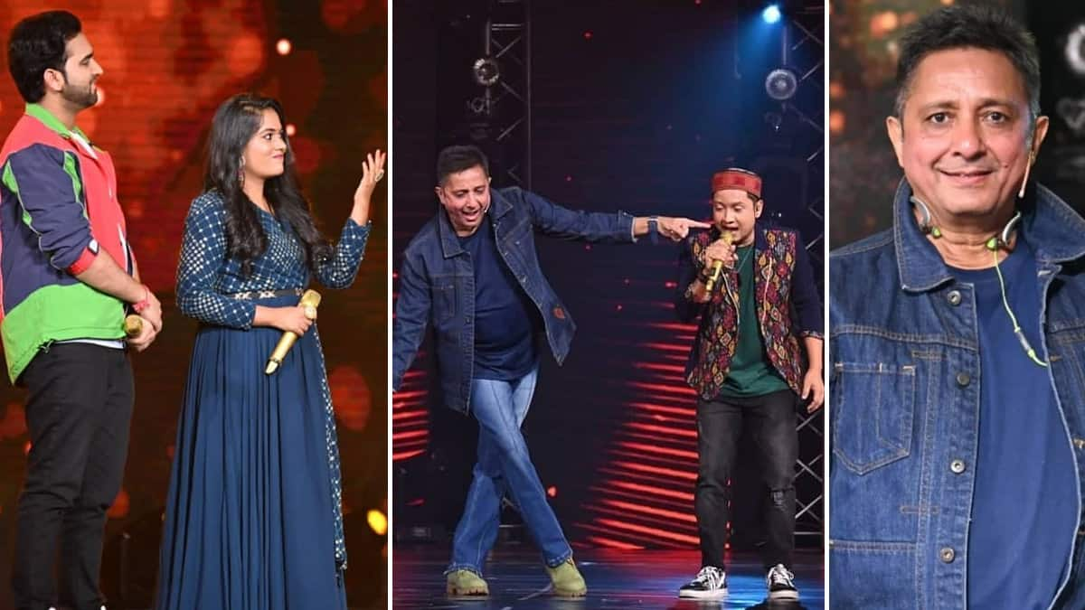 Indian Idol 12  Sukhwinder Graces Show As Special Guest
