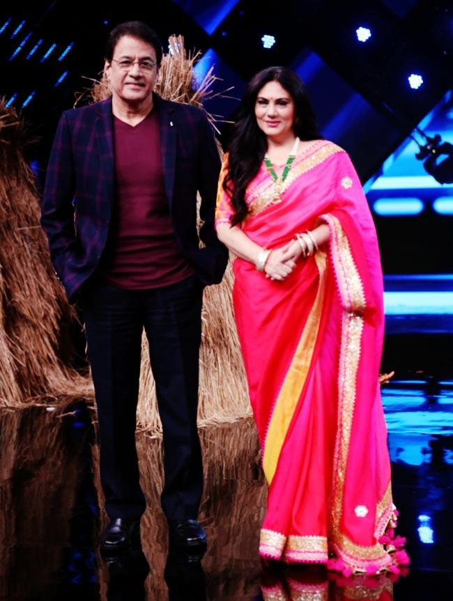 India s Best Dancer welcomes Ramayan actors Arun Govil  Deepika Chikhlia