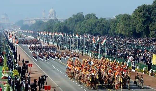 India s Military Might  Rich Cultural Diversity Display Take Centre Stage at Rajpath During Republic Day Parade