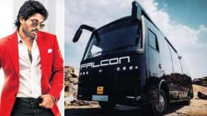 From Allu Arjun, Mahesh Babu, to Shah Rukh Khan - Most Expensive Vanity Vans Celebs Own