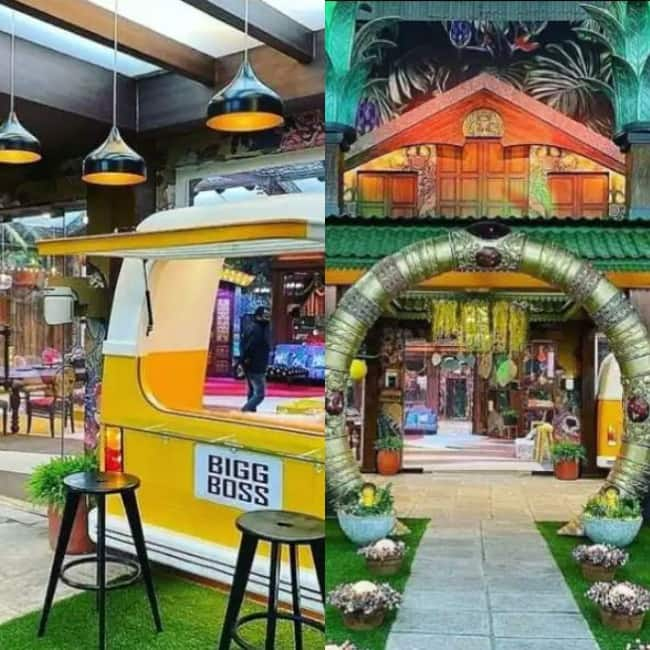 Inside Bigg Boss 15 House  Jungle Themed House Pictures Leaked  Photos Go Viral