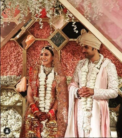 Inside photos from Kajal Aggarwal   Gautam Kitchlu s dreamy wedding at Taj Mahal Palace  Mumbai