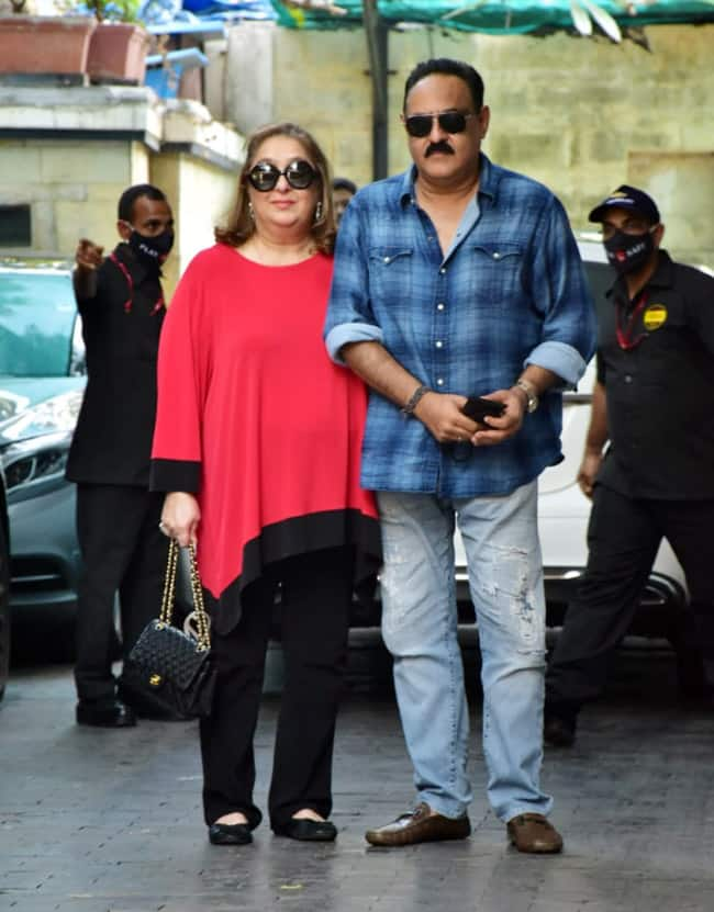Inside pictures of the Kapoor family from the Christmas special lunch