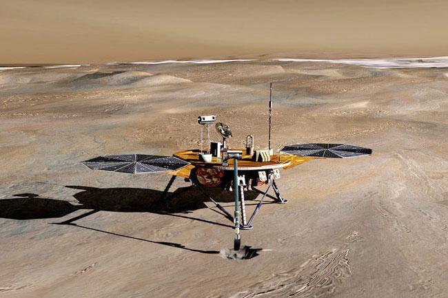 InSight Lander  2018
