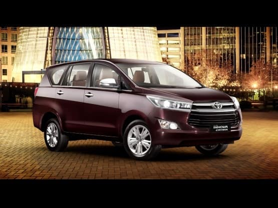Inspired from new Toyota Camry and current generation Corolla Altis  The next generation 2016 Innova Crysta is not only more powerful but also premium when it comes to superior external styling and interiors as well