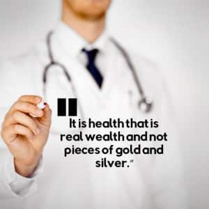 10 Quotes To Prove Health Is More Important Than Wealth