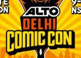 Delhi Comic Con 2016 is here!