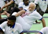 International Yoga Day: Here's How PM Modi, Other Politicos Celebrate The Occasion Across The Country