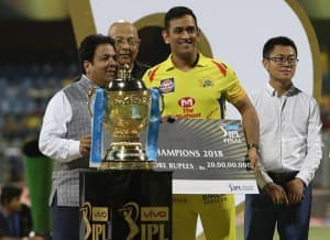 IPL 2018: Shane Watson's Unbeatable Century Delivers Third Win For CSK