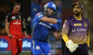 IPL 2020: Yuvraj Singh to Dale Steyn, 10 Surprise Releases in Trade Window Ahead of Auctions