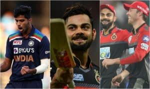 RCB vs RR 2021, IPL Match Today: Here's Royal Challengers Bangalore Players Predicted Playing XI vs Rajasthan Royals For Match 16 | IN PICS
