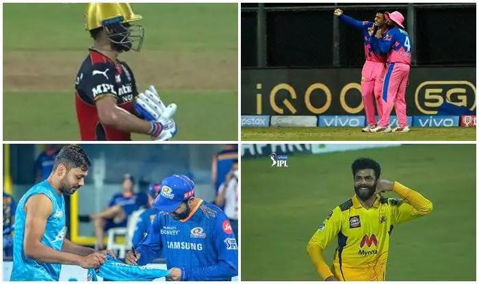 IPL 2021 Top Moments   Unique Celebrations