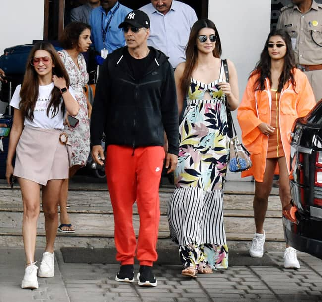 IRCTC lends train to Housefull 4
