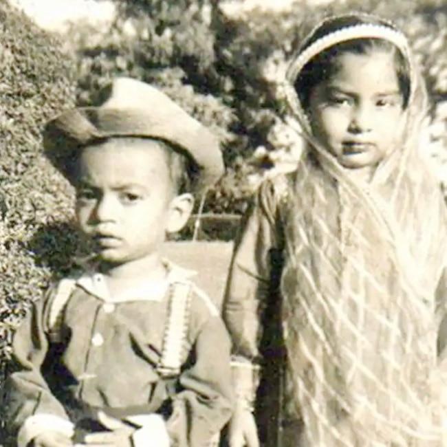 Irrfan Khan Childhood Picture