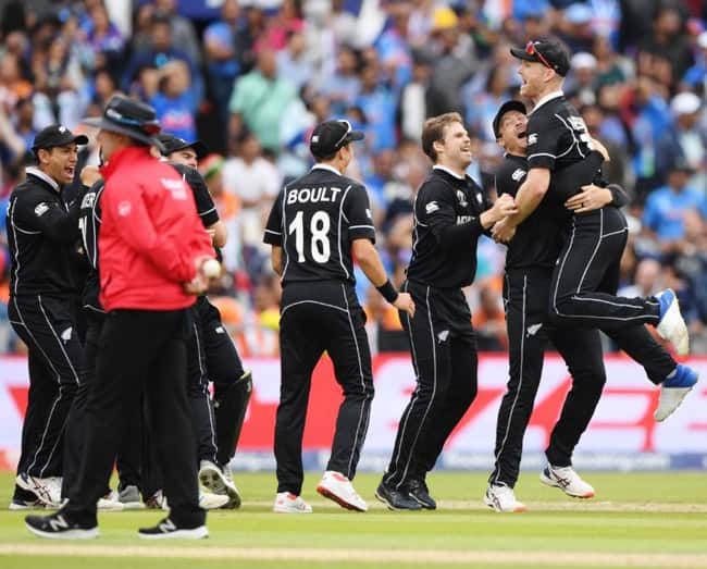 IND vs NZ in pictures: India fall short as New Zealand enter World Cup final- as it happened