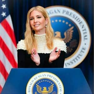 7 pics from Ivanka Trump's Instagram, giving a sneak-peek into her personal and professional life