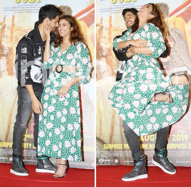 Jabariya Jodi trailer launched