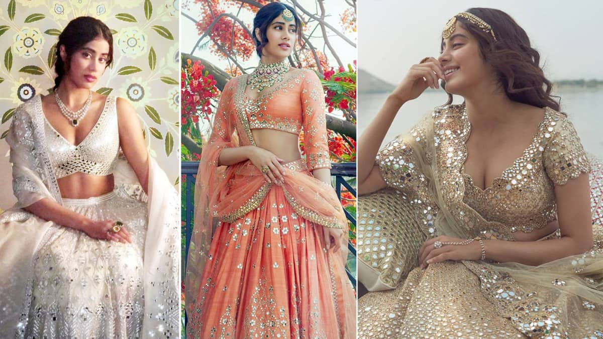 Janhvi Kapoor is Making Our Hearts Flutter With Joy