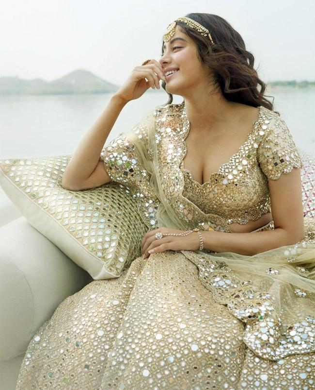 Janhvi Kapoor is The Perfect GenZ Bride