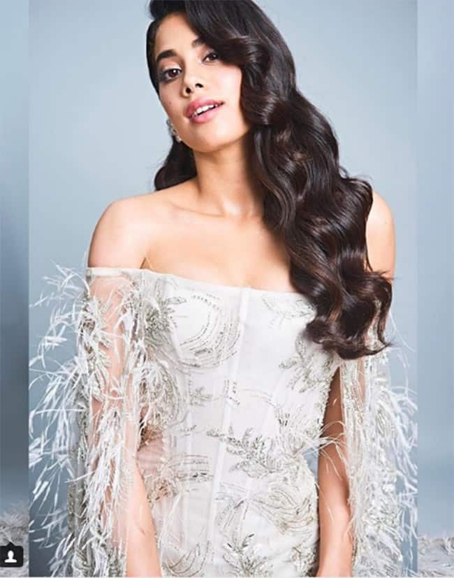 Janhvi Looks Stunning in Ralph   Russo Outfit