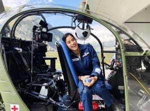 Janhvi Kapoor Gives Fans Sneak-Peek Into Her Chopper Ride, Pictures From The Kargil Girl Sets go Viral