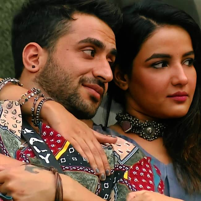 Jasmin Bhasin never denied being in love with Aly Goni
