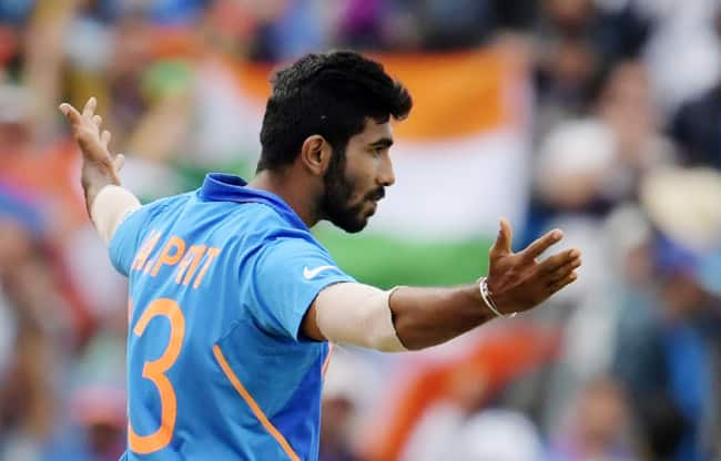 Jasprit Bumrah strikes in the opening