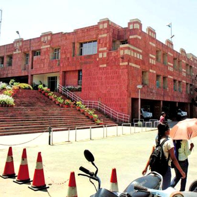 Jawaharlal Nehru University  in New Delhi
